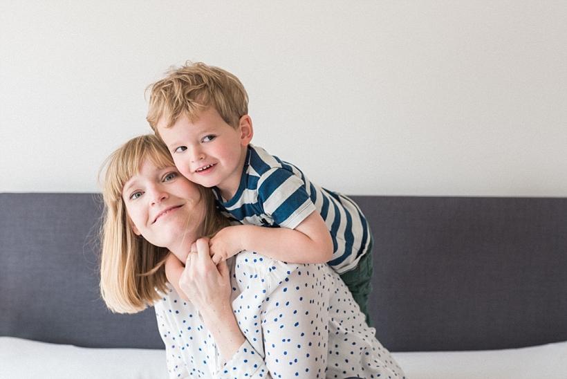 Familienfotograf München - Newborn Homestory Munich