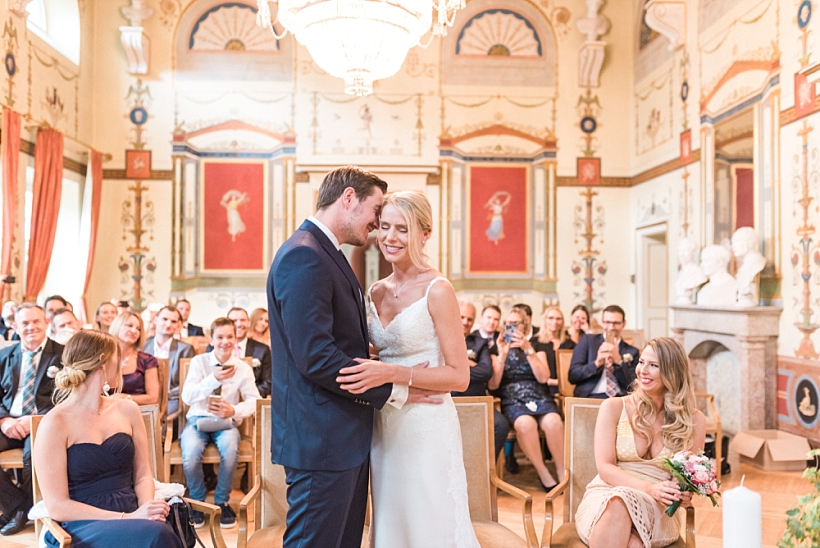 Hochzeitsfotograf Standesamt Schloss Ismaning