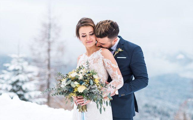 Hochzeitsfotograf Winterhochzeit Kala Alm bei Kufstein