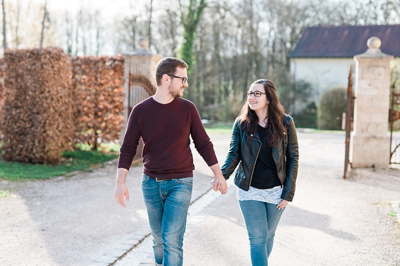 Hochzeitsfotograf und Paarfotograf München Rosenheim • Verlobungsfotos • Engagement Shooting in der Nähe von Glonn
