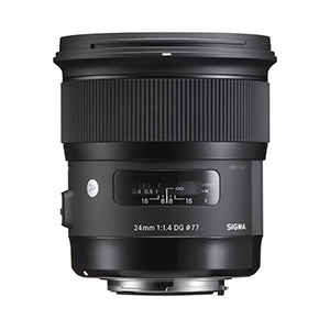 Sigma 24mm F1,4 Art Objektiv