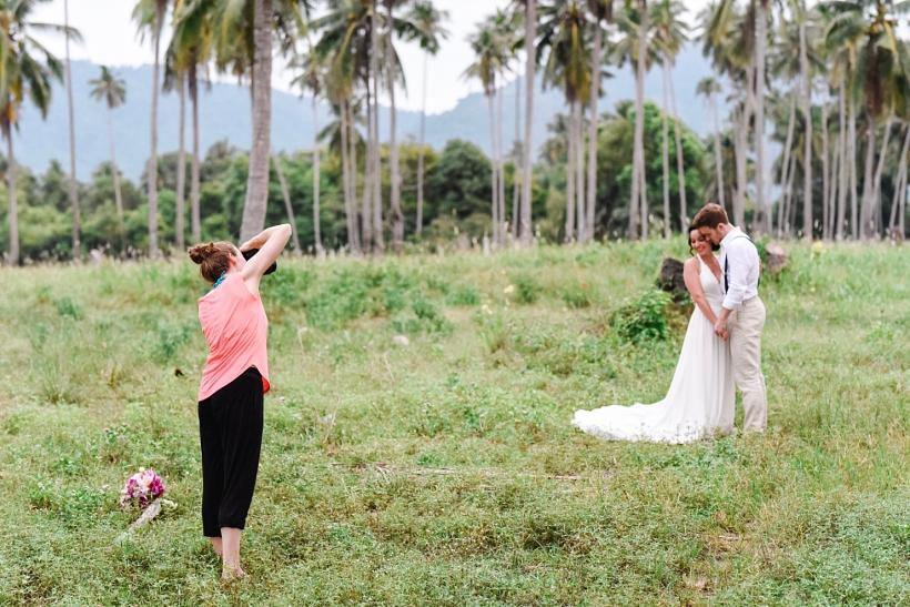 Hochzeitsfotograf auf Koh Samui in Thailand