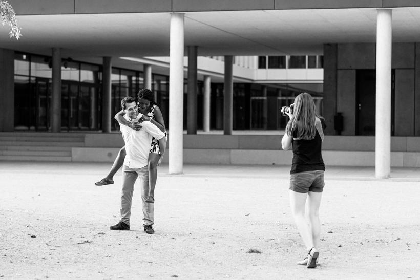 Fotografin Katrin Kind fotografiert Paar in München