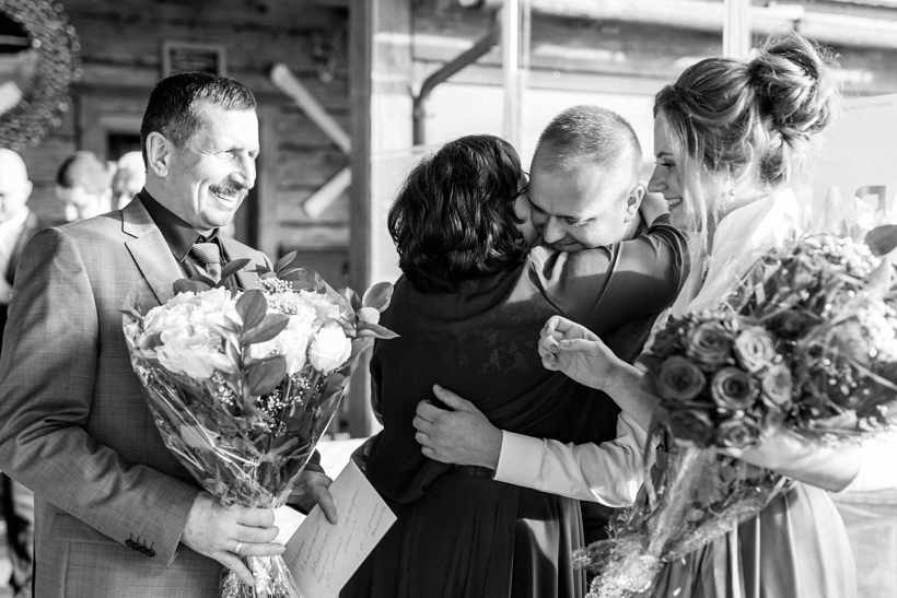 Hochzeit im Winter am Bluntausee bei Salzburg und St. Johann im Pongau
