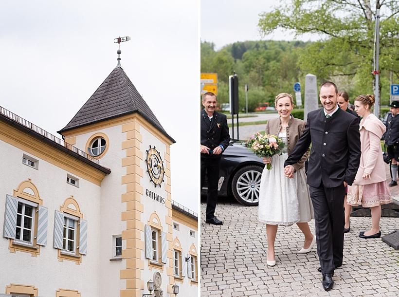 Hochzeitsfotos Standesamt Geretsried