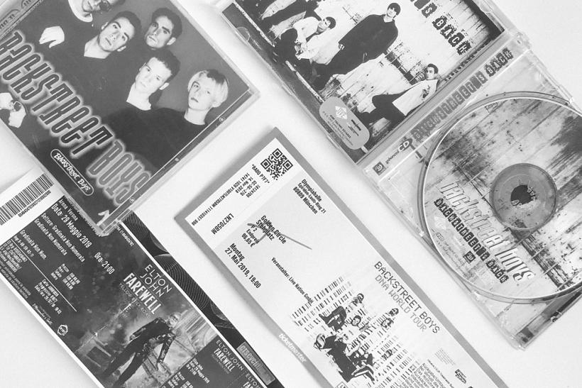 Backstreet Boys Konzert München 2019