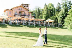 LA VILLA Hochzeit am Starnberger See