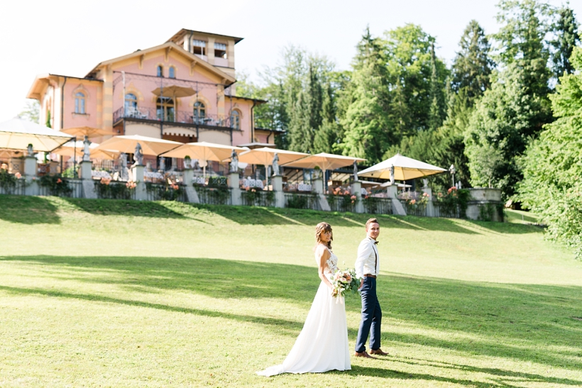 Hochzeitslocation Starnberger See