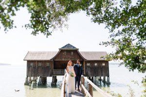 Ammersee Hochzeit auf der MS Dießen und im Restaurant Fischer