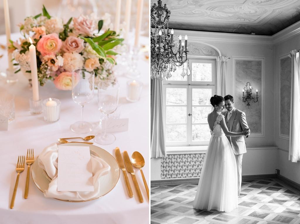 Hochzeitsfotos im Bamberger Haus in München
