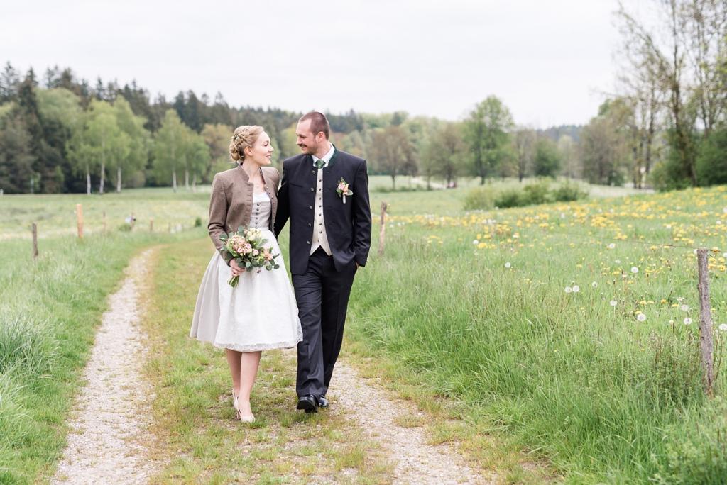 Hochzeitsfotos und Paarfotos in München