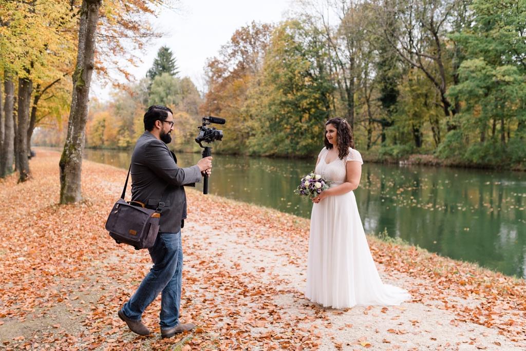 Hochzeitsvideo München