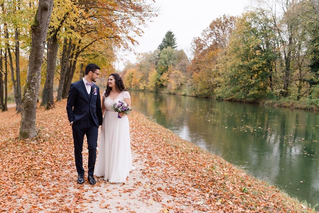 Hochzeit im Botanikum München