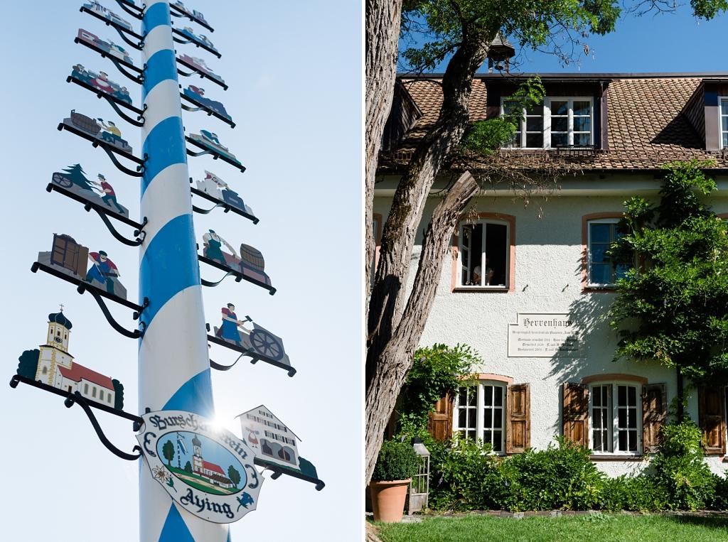 Brauereigasthof Hotel Aying und Herrenhaus