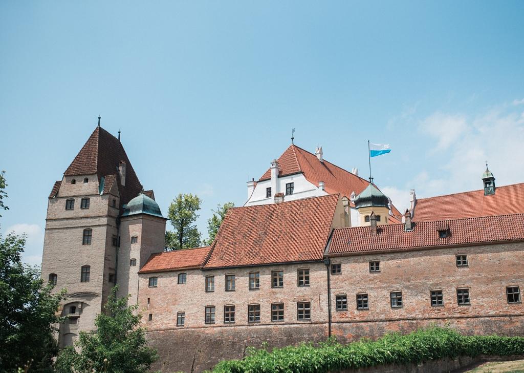 Hochzeit Burg Trausnitz