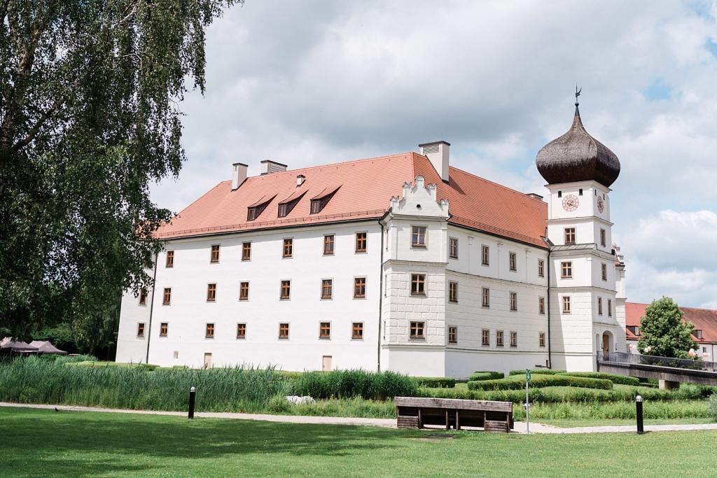 Hochzeit im Schloss Hohenkammer