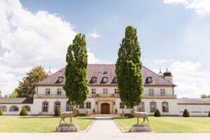 Schloss Höhenried am Starnberger See