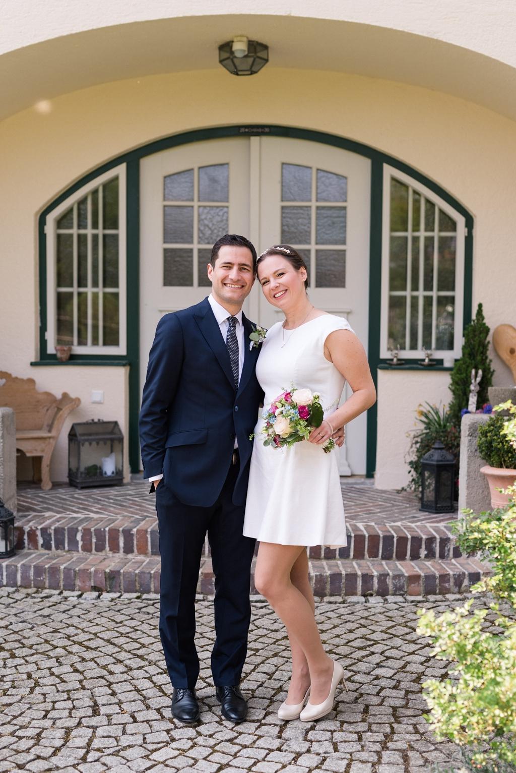Hochzeit Standesamt Pfarrhof Unterbrunn Gauting