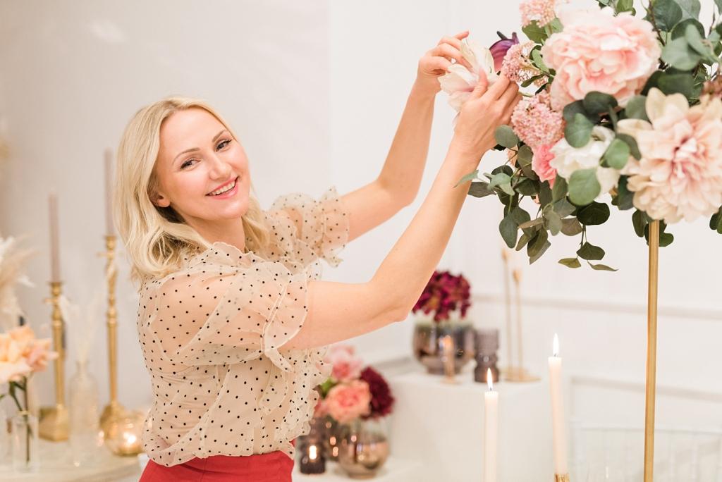 Inna Wiebe Dekoration Verleih Blumen Hochzeit München