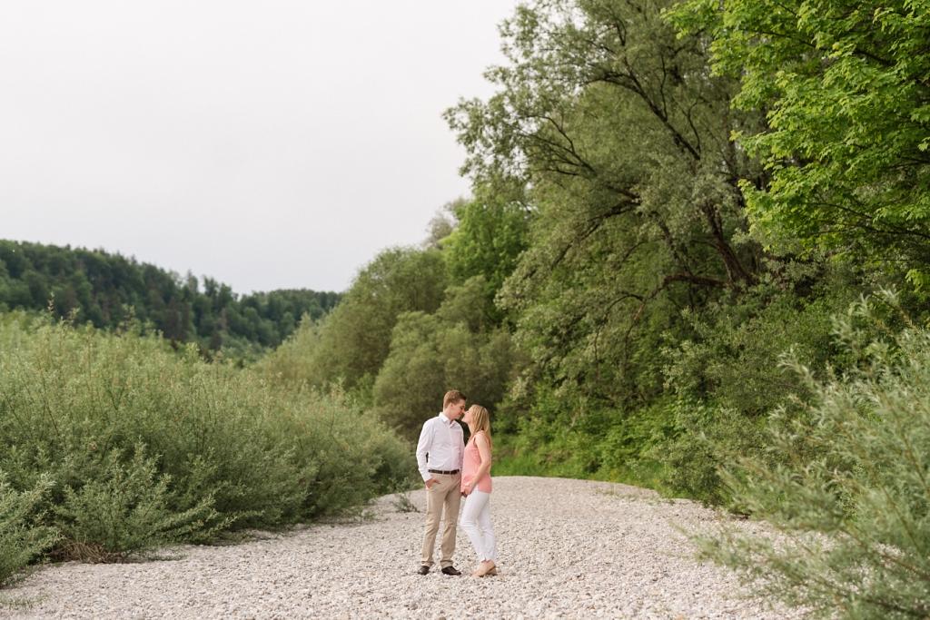 Fotoshooting München Isar
