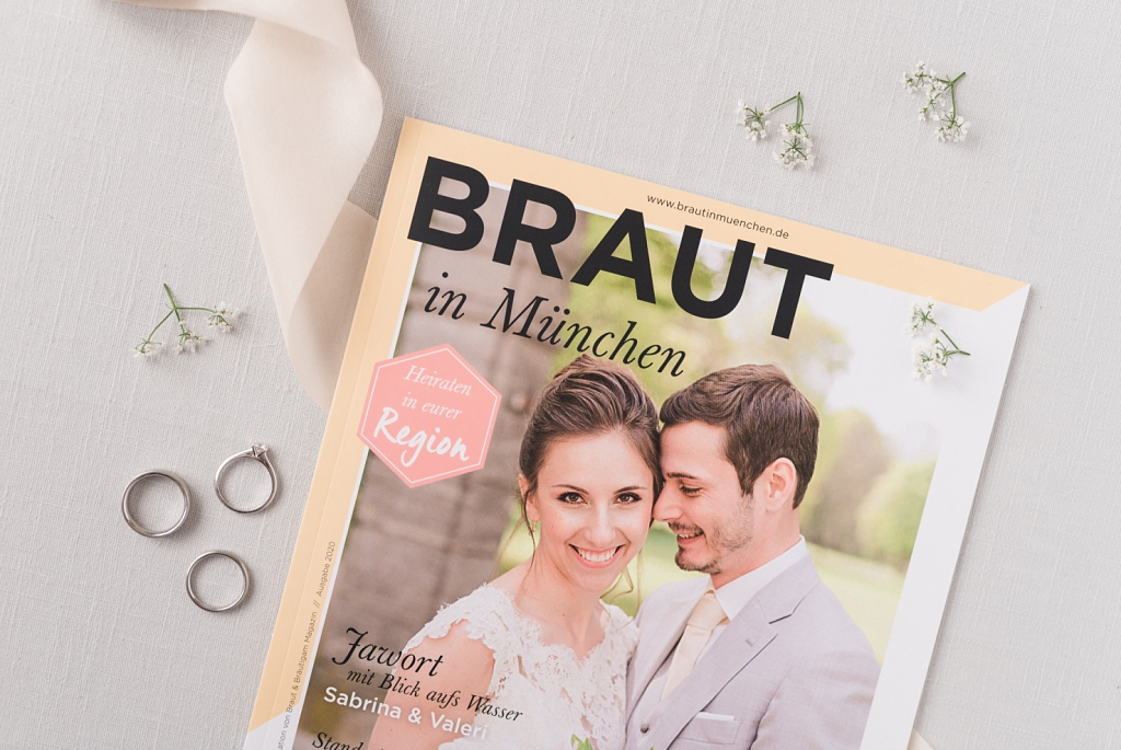 BRAUT in München Magazin 2020
