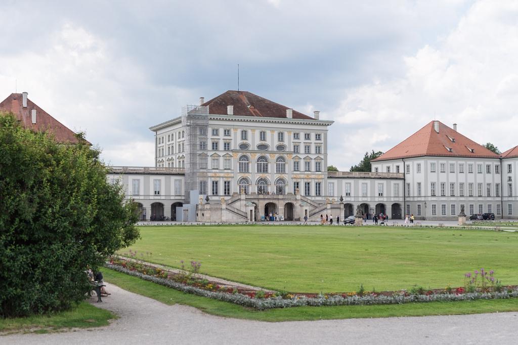 Feier Schloss Nymphenburg