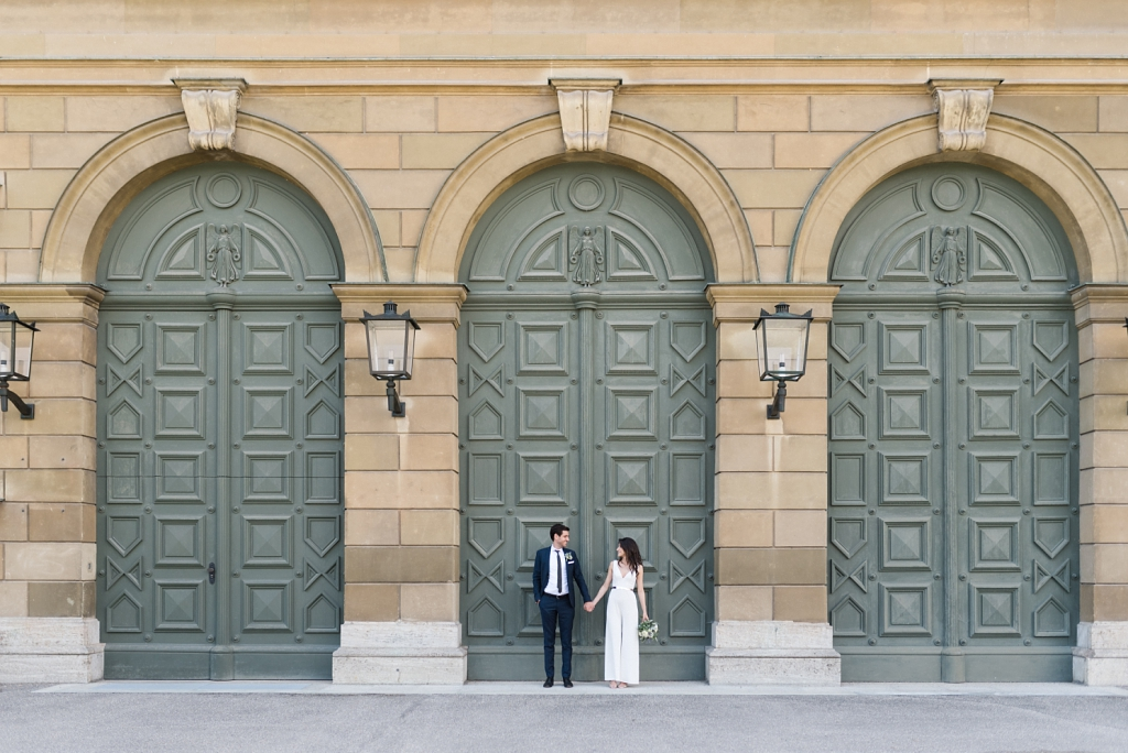 Fotoshooting Residenz Oper München