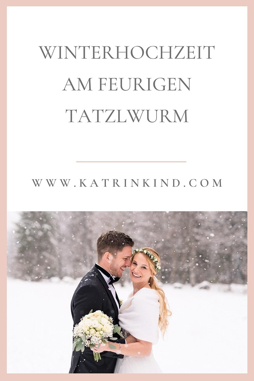 Tatzlwurm Hochzeit