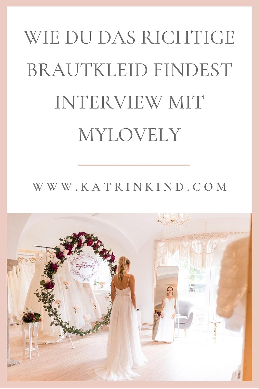 MyLovely Brautkleid Geschäft München