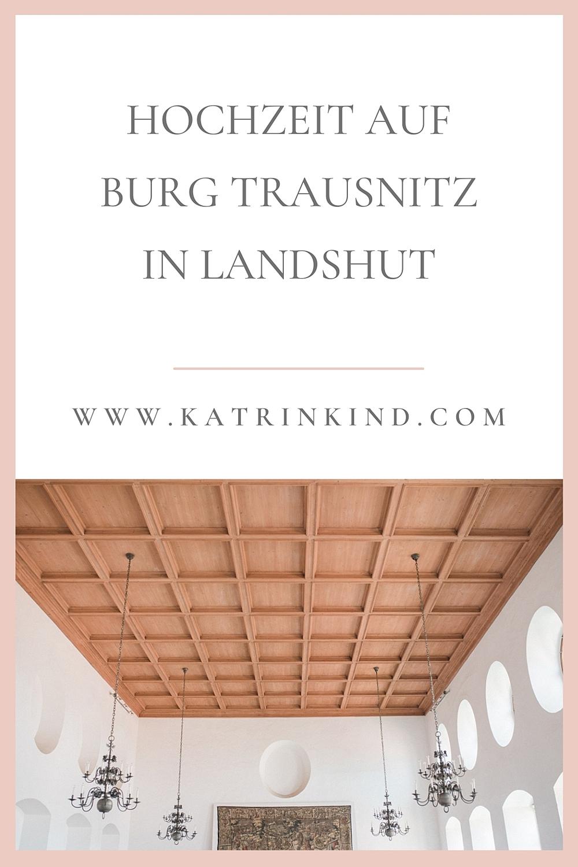 Burg Trausnitz Hochzeit