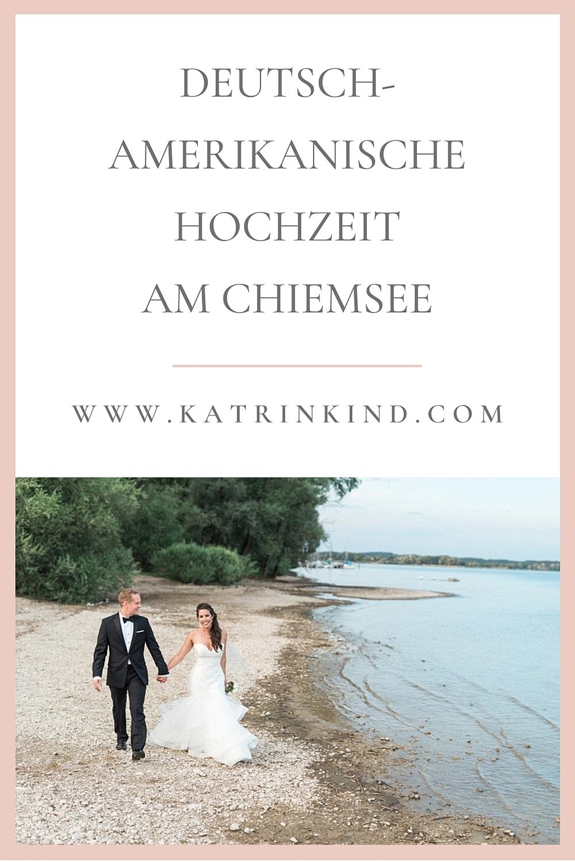 Chiemsee Hochzeit
