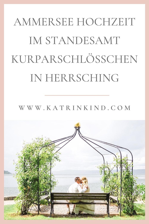 Standesamt Ammersee Kurparkschlösschen Herrsching
