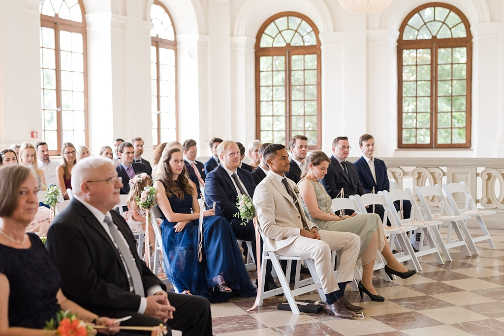 Schloss Dachau Hochzeit