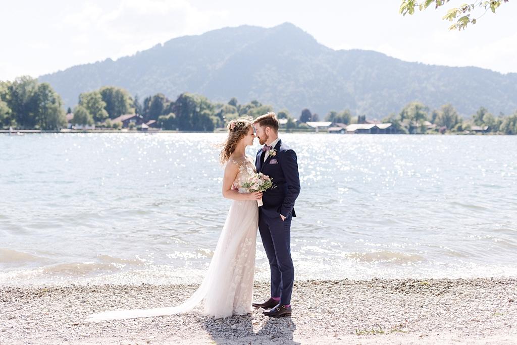 Mangfallblau Hochzeit